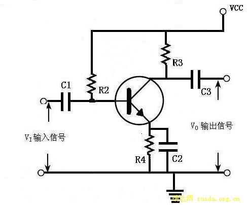 晶体管三种基本放大电路