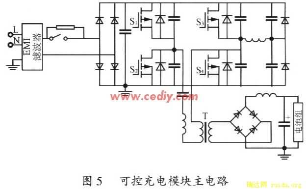 基于atmega8的电动车蓄电池智能管理系统设计