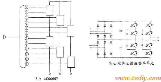 中高压变频器主电路拓扑结构的分析比较